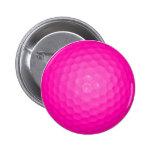 Pink Golf Ball Pin