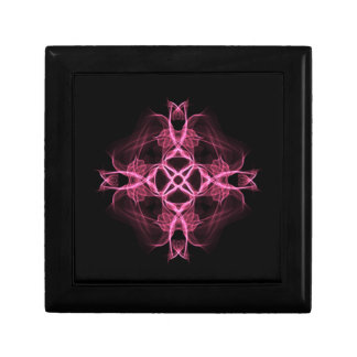 Pink Gothic Cross Gift Box