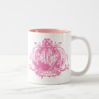 Pink Gothic Lolita Decayed Crown Coffee Mugs