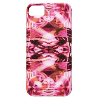 Pink graffiti pattern case for the iPhone 5