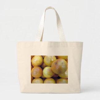 Pink Grapefruit Bags