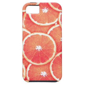 Pink grapefruit slices iPhone 5/5S cover