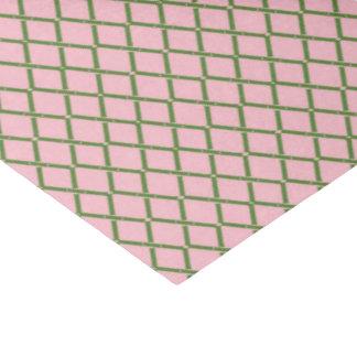 Pink & Green Bamboo Tissue by Redux121DesignStudio Tissue Paper