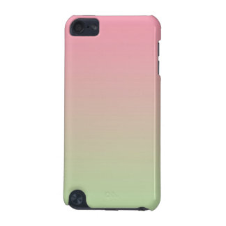 Pink & Green Ombre iPod Touch (5th Generation) Cases