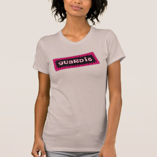 Pink Guardie T-Shirt