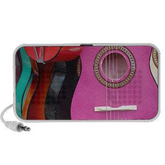 Pink Guitar Speaker