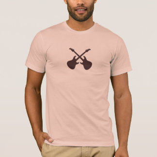 Pink Guitars T-Shirt