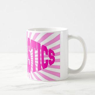 Pink Gymnastics Coffee Mug