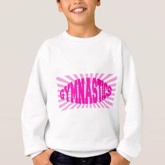 Pink Gymnastics Sweatshirt