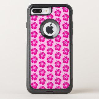 Pink Hawiian iPhone 8/7 Plus Otterbox Case