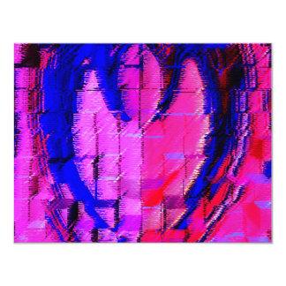 Pink HEART - Street SMART Invite