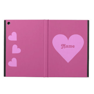 Pink Heart Valentine custom cases