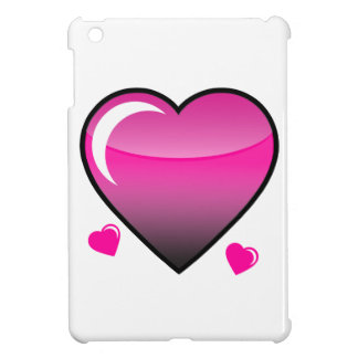 Pink Hearts Case For The iPad Mini