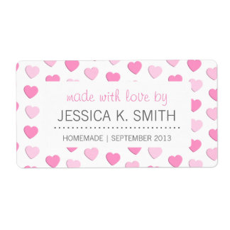 Shipping labels shipping label templates zazzle for Homemade shipping label