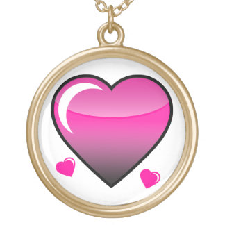 Pink Hearts Jewelry