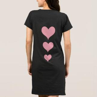 Pink hearts Valentine Dress