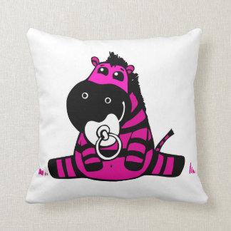pink hippo cushions