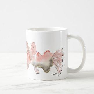 Pink Hippo Mug