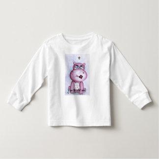 Pink Hippo Tshirt