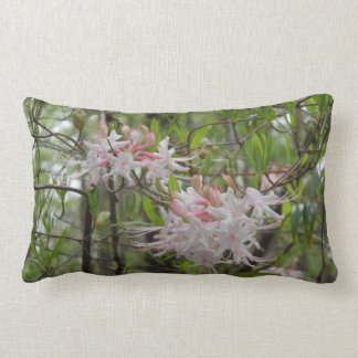 Pink Honeysuckle Pillow