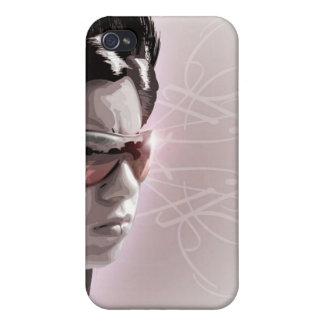 Pink Horizon iphone4 speckcase iPhone 4/4S Covers