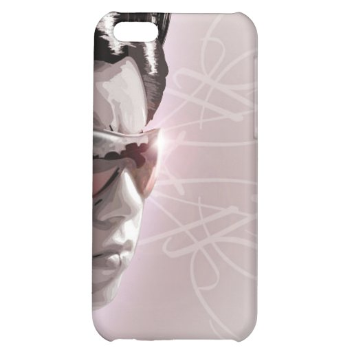 Pink Horizon iphone4 speckcase iPhone 5C Cases