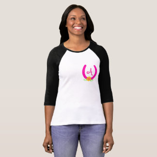 Pink Horseshoe T-Shirt