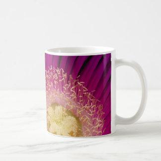 Pink Hottentot Fig Flower Mug