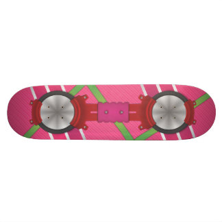Pink Hover Board Deck Skate Board Decks