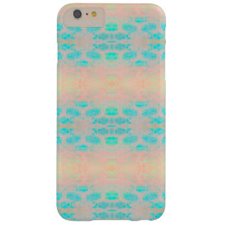 pink hull blue barely there iPhone 6 plus case