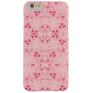 pink hull flowers barely there iPhone 6 plus case