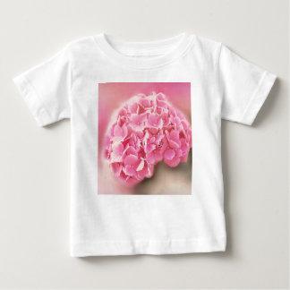 pink hydrangea in bloom baby T-Shirt
