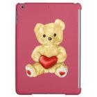 Pink Hypnotising Cute Teddy Bear iPad Air Case