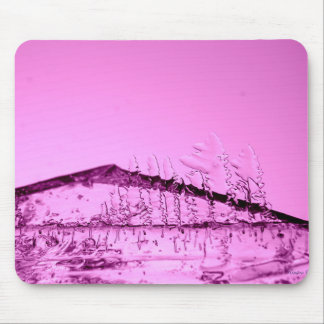 Pink Ice Mouse Mat