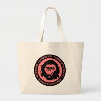 Pink IN SEARCH OF ORANG PENDEK - Sumatra Bigfoot Bag