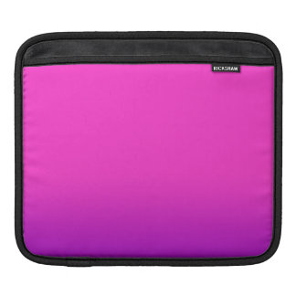 Pink! iPad Sleeve