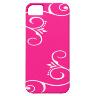 Pink iPhone Case iPhone 5 Cover