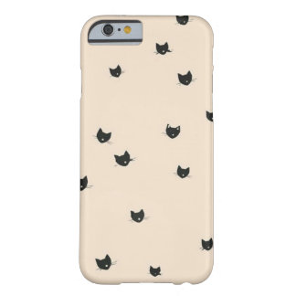 Pink iphone marries kitties barely there iPhone 6 case