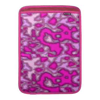 pink is not a color its an attitude MacBook sleeve