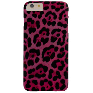 Pink Jaguar Print Case