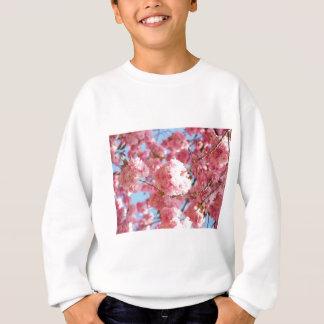 Pink Japanese Cherry Blossom Sweatshirt