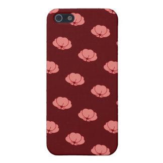 Pink Japanese Chrysanthemum Flowers iPhone 5 Case