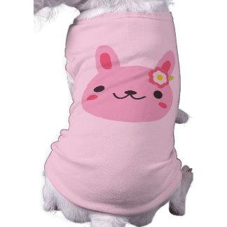 Pink Kawaii Bunny Shirt