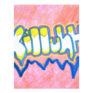 Pink Killuh Flyer Design