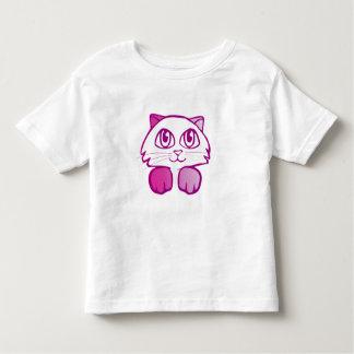 Pink Kitten Cat T-Shirt