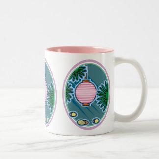 Pink Lantern Mug