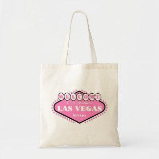 PINK  Las Vegas Logo Bag