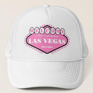 PINK Las Vegas Logo Cap