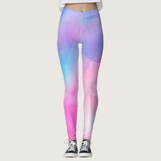 pink lavander leggings