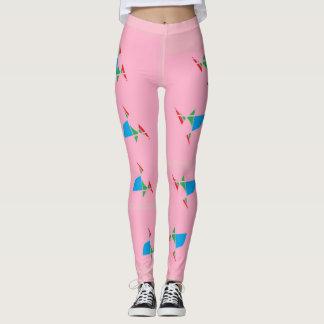Pink Leggin Leggings